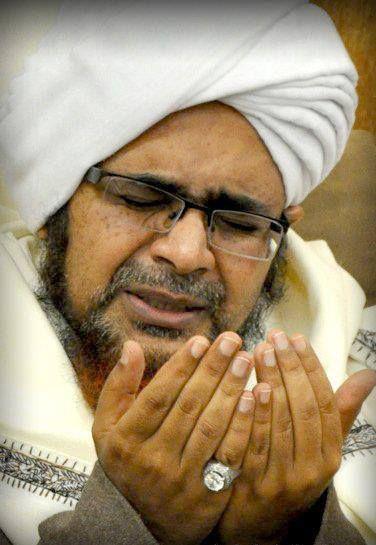 Muslim Spiritual Guide Habib Umar Bin Hafiz