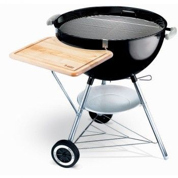 Weber Kettle Work Table For 47 And 57cm Barbecues Weber Kettle Weber Grill Table Weber Grill