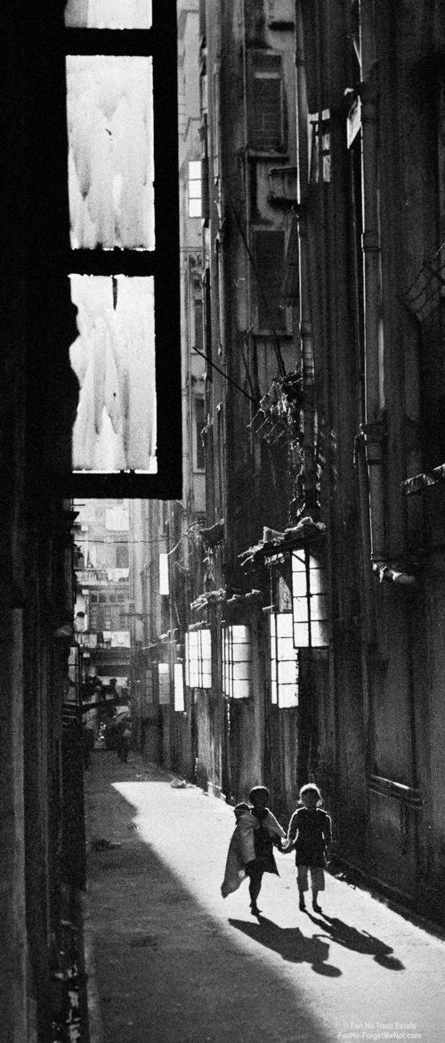Work Fan Ho Photography Fan Ho Street Photographers Black