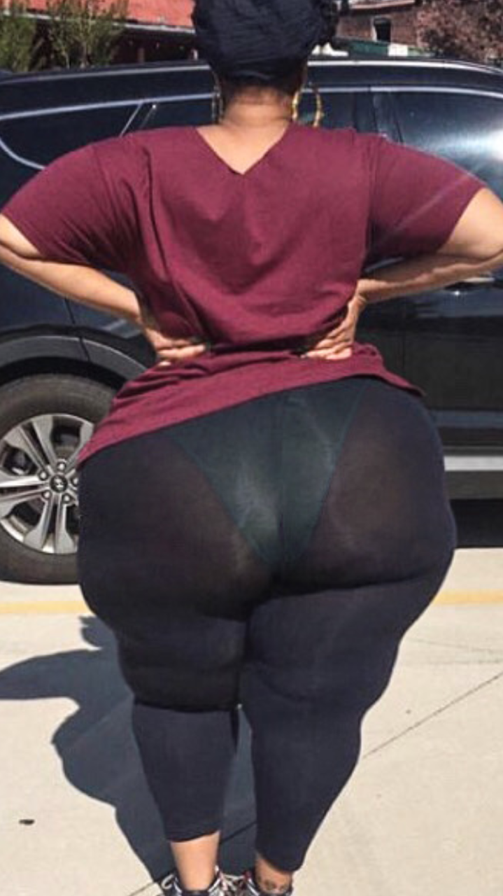 Ssbbw in leggings