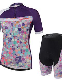 WEST BIKING® Women Mountain Bike Clothing Suit Circle Patter... – USD    49.99 241f77709