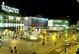 Puerta del Sol - Tío Pepe