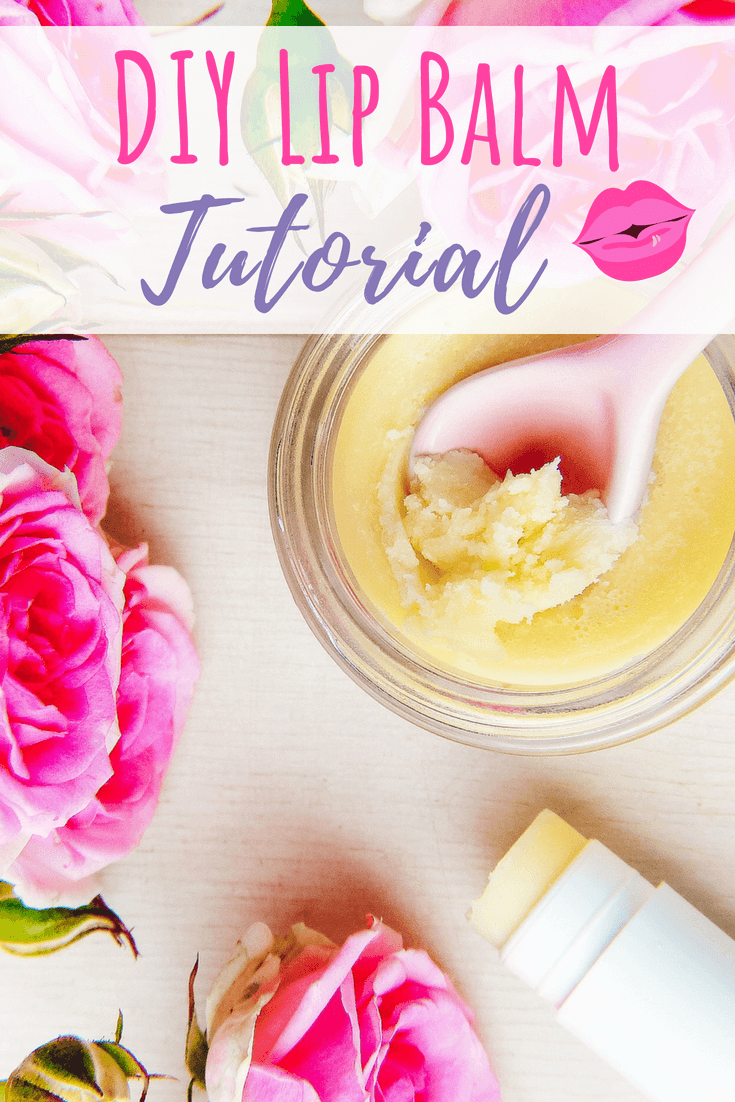 Photo of Easy DIY Lip Balm Recipe