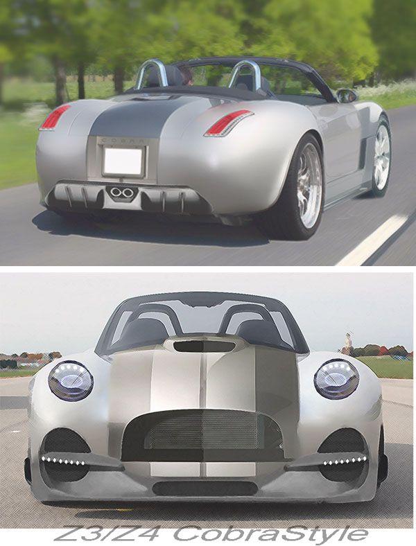 Kobra Project Bmw Z3 Based Body Conversion Kit Page 6