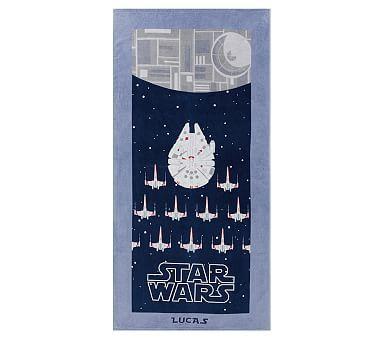 Star Wars Millennium Falcon Kid Beach Towel Kids Beach