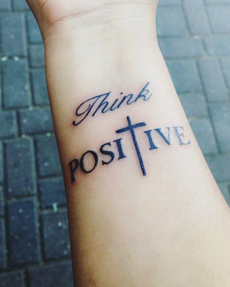 think positive tattoo - 750×937