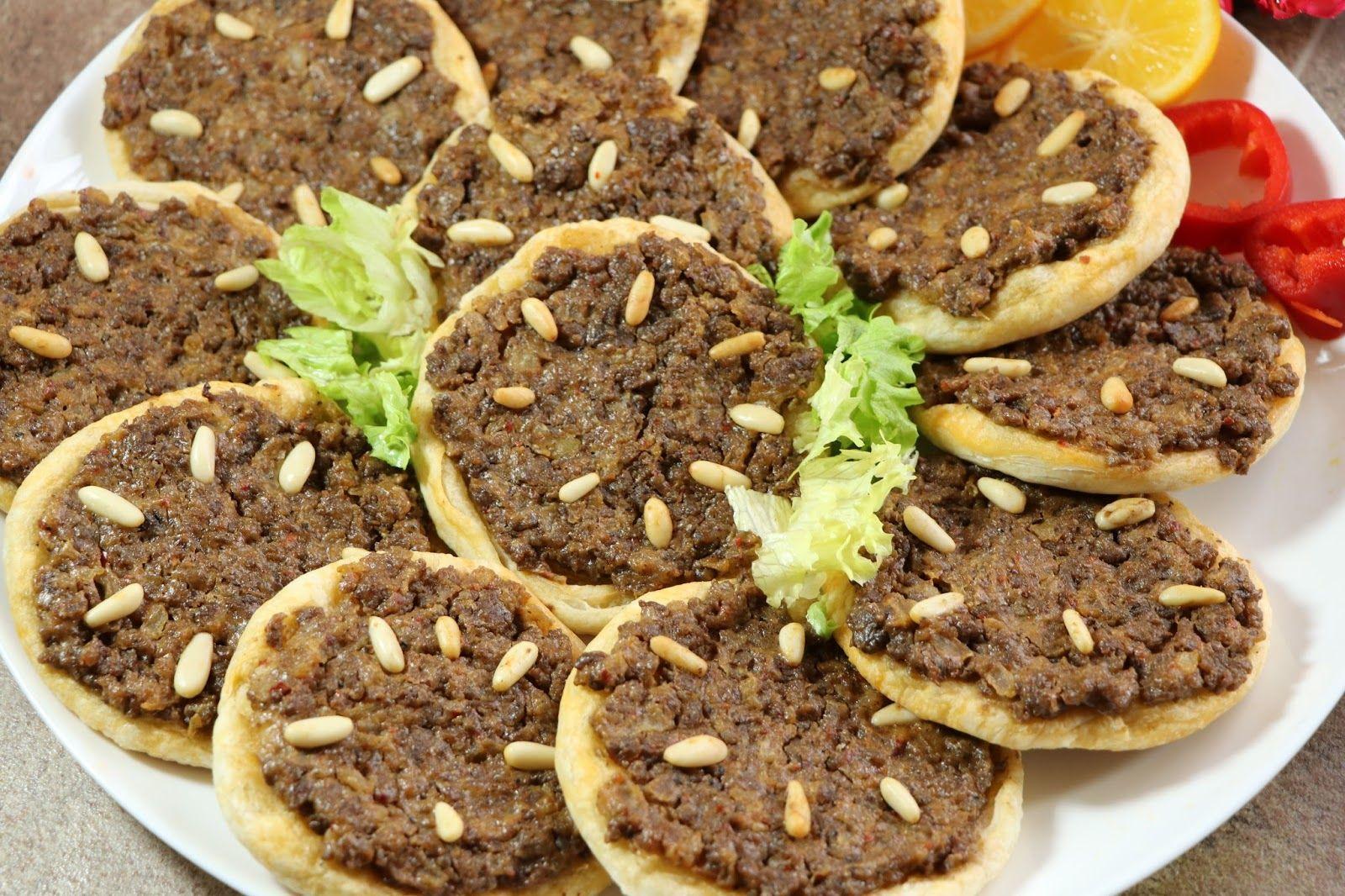 صفيحة مضفورة او عش البلبل Syrian Food Eid Food Savory Appetizer