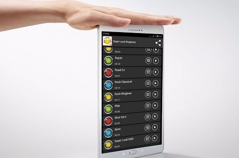 Ringtone App Design