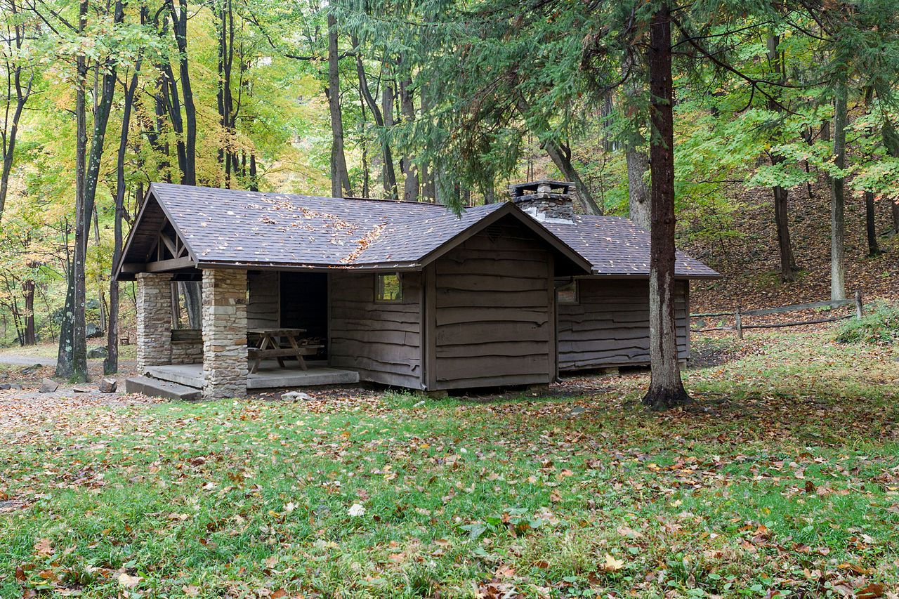 Attrayant Linn Run State Park Family Cabin District In Westmoreland County,  Pennsylvania.