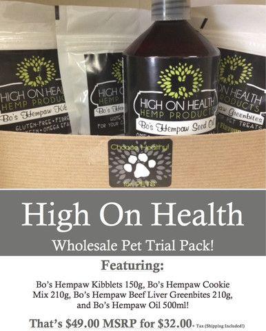 High On Health Wholesale Buy Hemp Buds and Hemp Oil in bulk SAVE