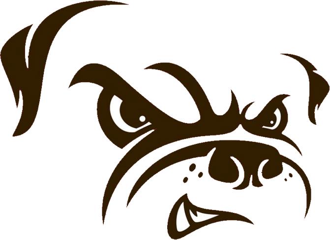 cleveland browns alternate logo 2015 bulldog profile