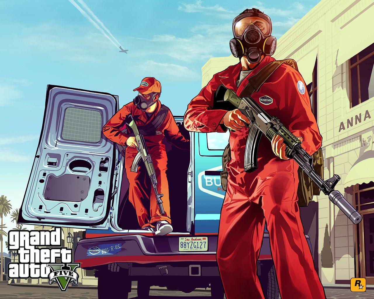 Gta 5 Fond D Ecran Officiel De Gta V Grand Theft Auto Jeux Gta Fond Ecran