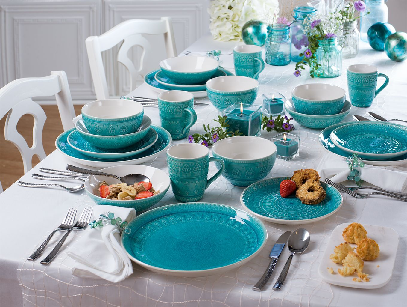 Fez Collection by Euro Ceramica in Turquoise & Fez Collection by Euro Ceramica in Turquoise | Top Sellers 2016 ...
