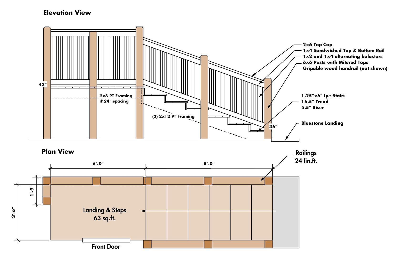 Mill Valley Railing Large Jpg 1687 1080 Deck Railing Design
