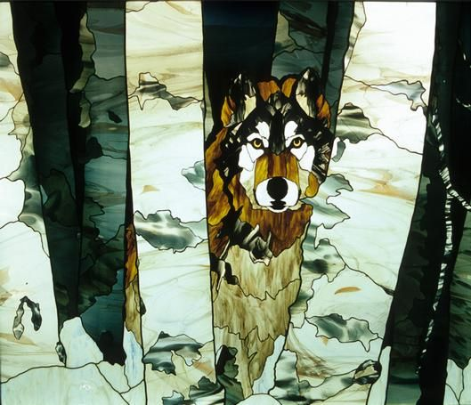Soul Tracker - Delphi Stained Glass