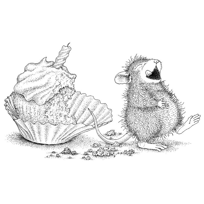 house mouse designs coloring pages - photo#12