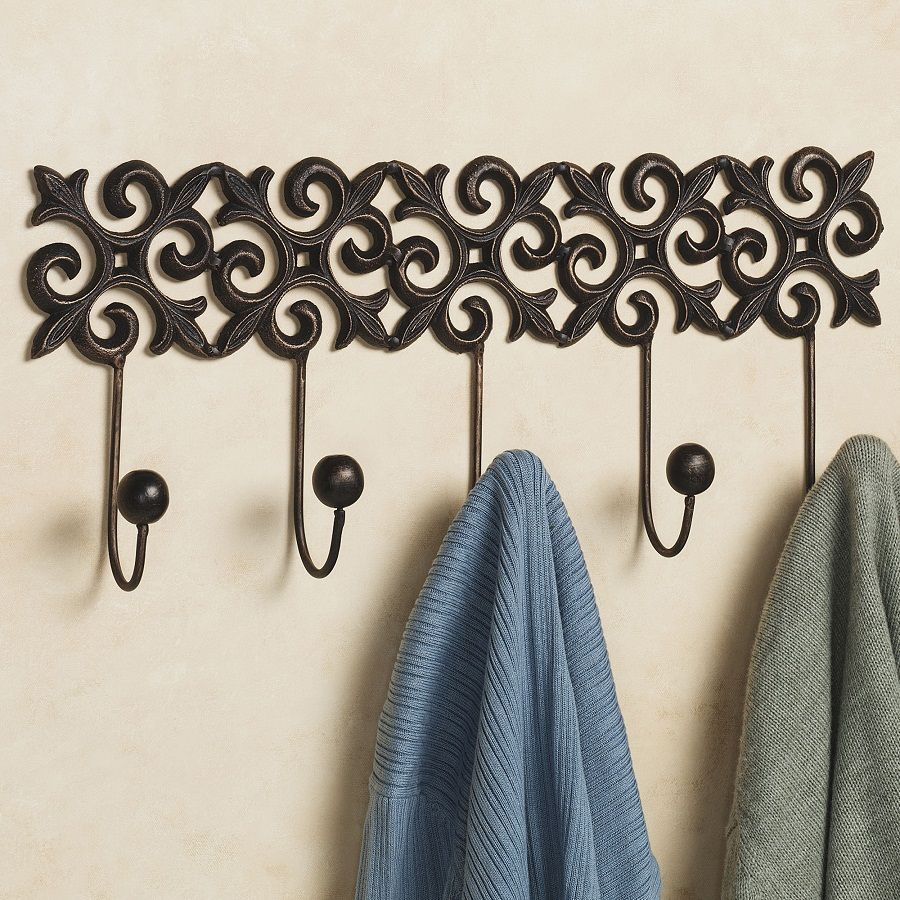 40 Decorative Wall Hooks To Hang Your Things In Style Decorative