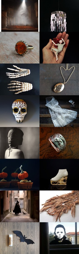Halloween  1 by xuan qi on Etsy--Pinned with TreasuryPin.com