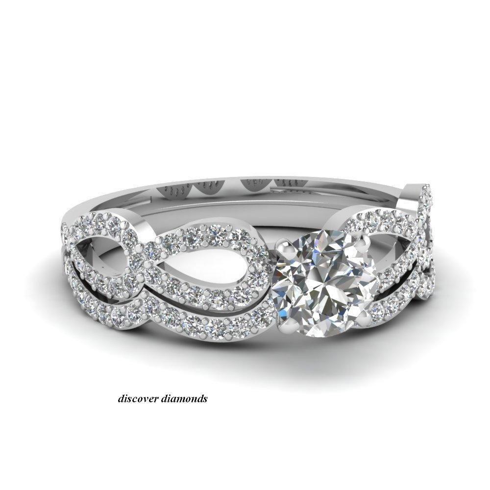 2.15Ct Diamond 14k white Gold Solitaire Engagement Wedding Ring Certified Ss #DISCOVERDIAMOND #Solitaire #Engagement