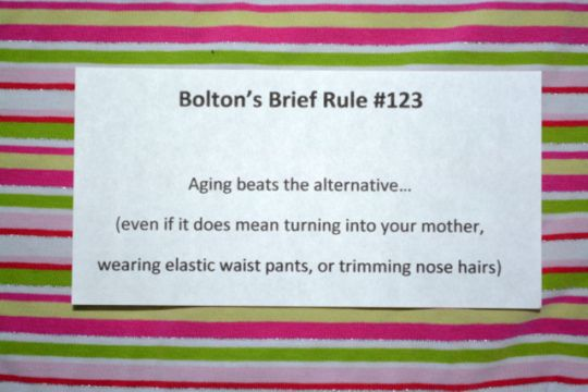 Bolton S Brief Rule 123 Besides You Can Hit Or Trip People With