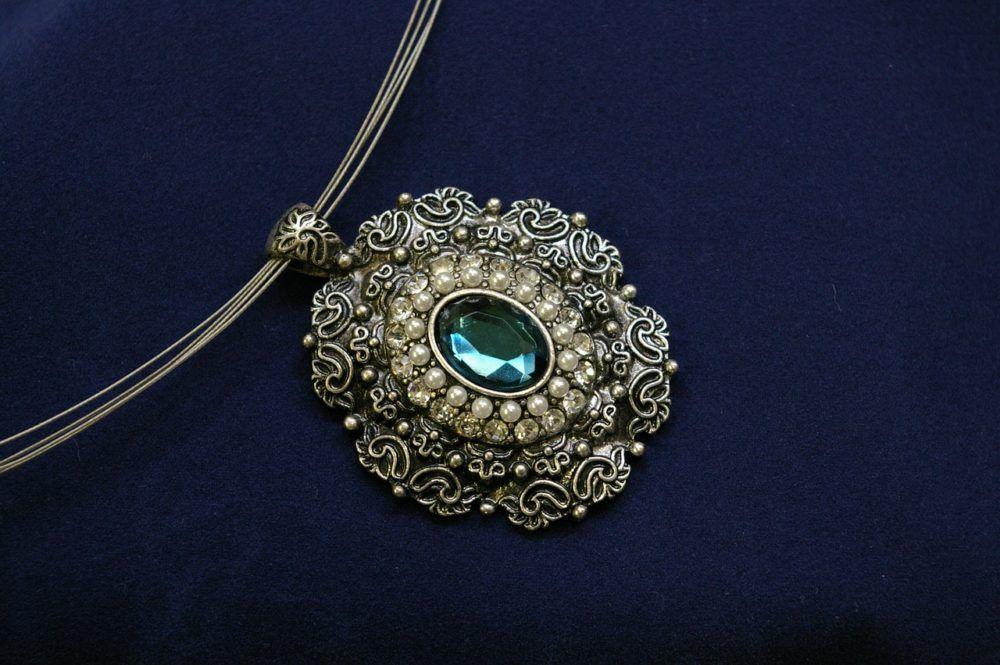 Isn't it cool? #chain #beads #jewellery
