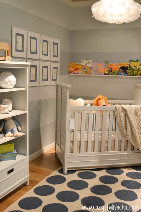 Gender Neutral Baby Nursery By Young America Stanley Furniture Company Via Cozy Stylish Chic