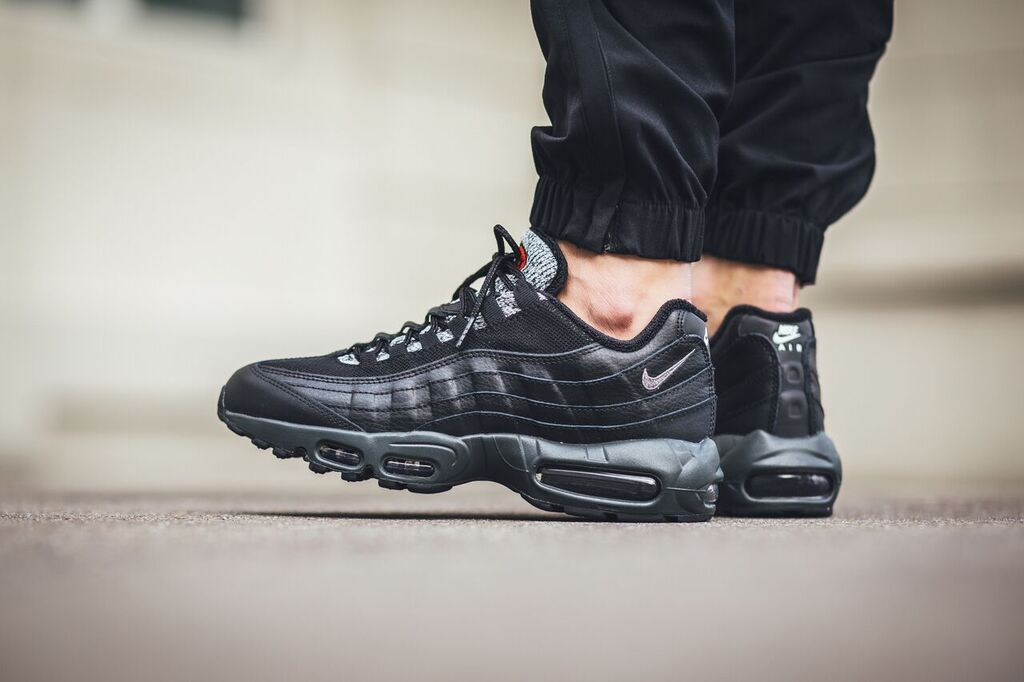 "check out d7720 20ca8 Nike Air Max 95 Essential ""Anthracite"""