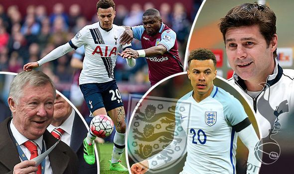 Pochettino: Fearless Tottenham and England talent Alli will manage pressure
