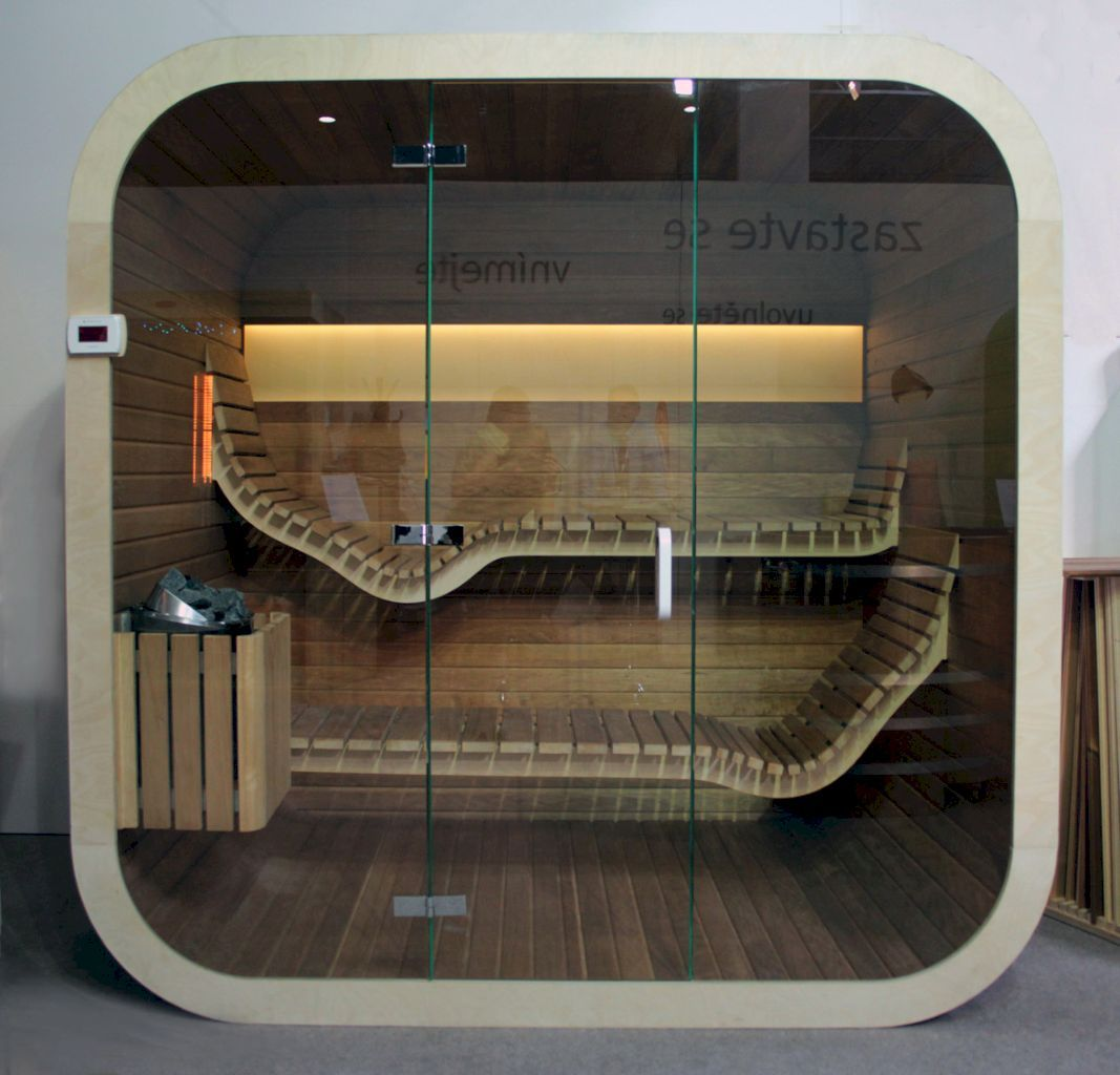 cool 33 comfy home sauna design ideas httpshomeylifecom33 - Sauna Design Ideas