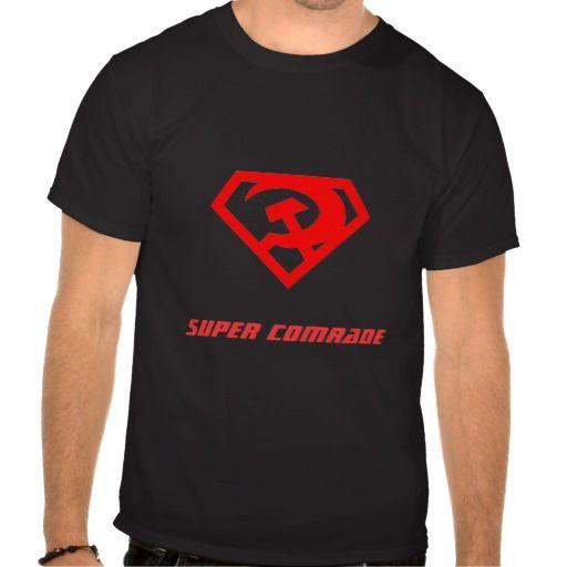 TheSignsTS - Super Comrade t-shirt