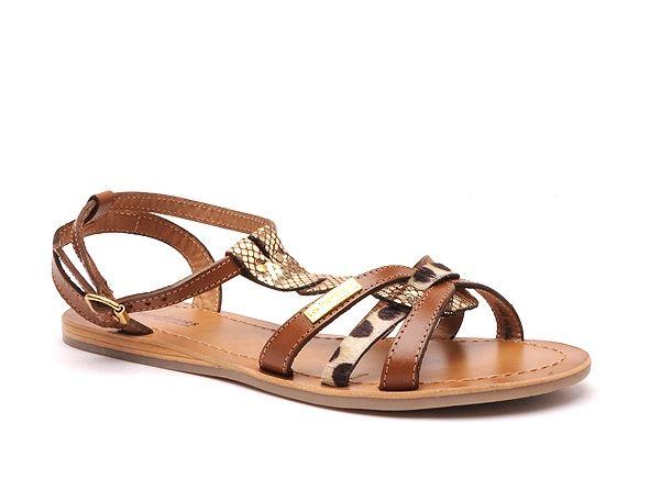 Jambons - Sandales Pour Les Femmes / Or Et Bronze Les Tropéziennes 32553