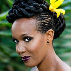 Pics Nairobi Salon Gives Natural Hair Makeovers To 30