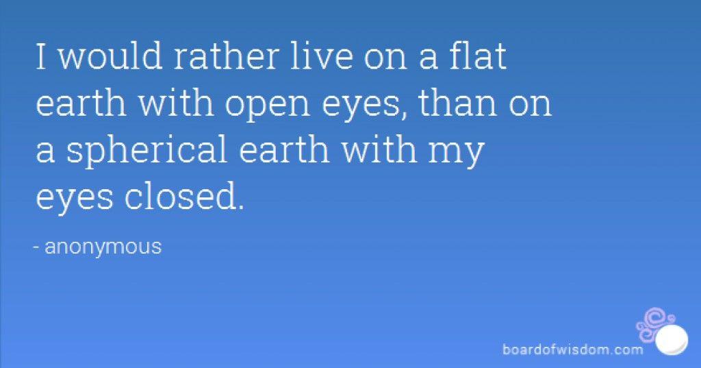 The flat earth - Die flache Erde https://www.facebook.com/UsOnEarth https://www.minds.com/UsOnEarth