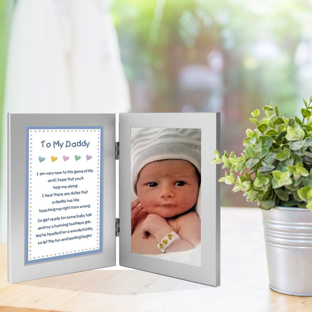 Newborn Baby Boy To Daddy Gift For Birthday Christmas Add Photo You Can Get Additional Details At The Image Link NoteAmazon Affiliate