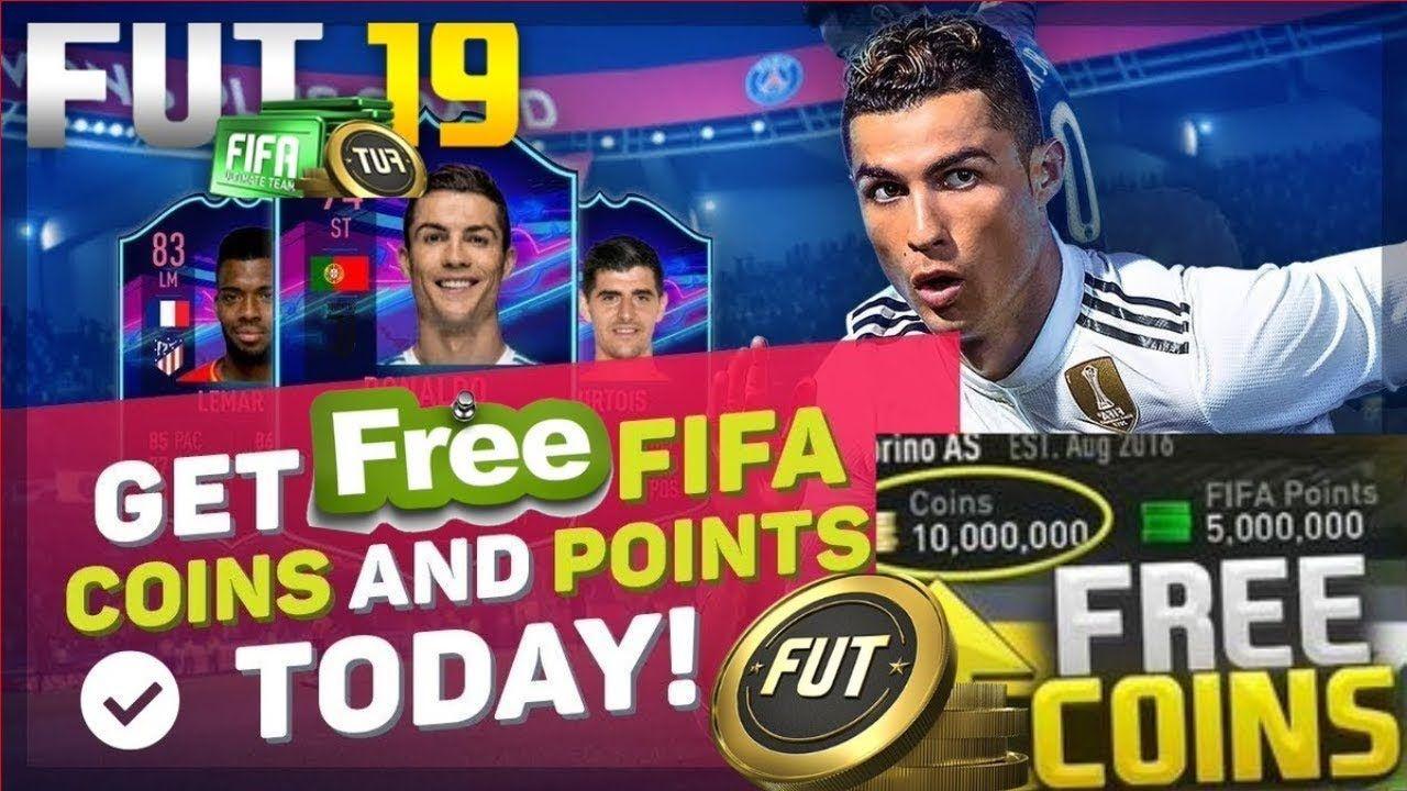 Fifa 19 Coins Hack Free Fifa 19 Coins Generator Fifa Fifa Ultimate Team Generation