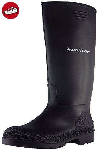 Dunlop Herren Stiefel, Black, 40