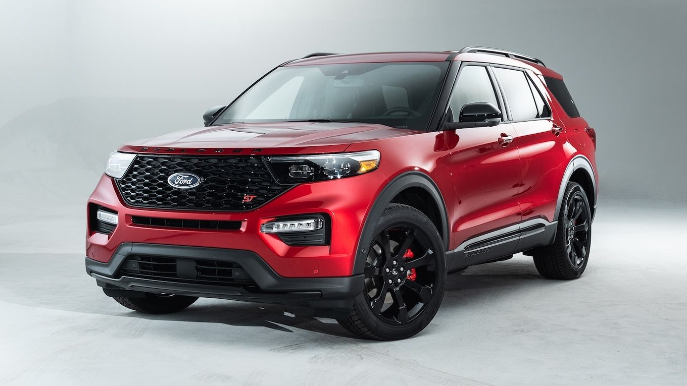 2020 Ford Explorer Review Release Design Engine Price And Photos Mobil