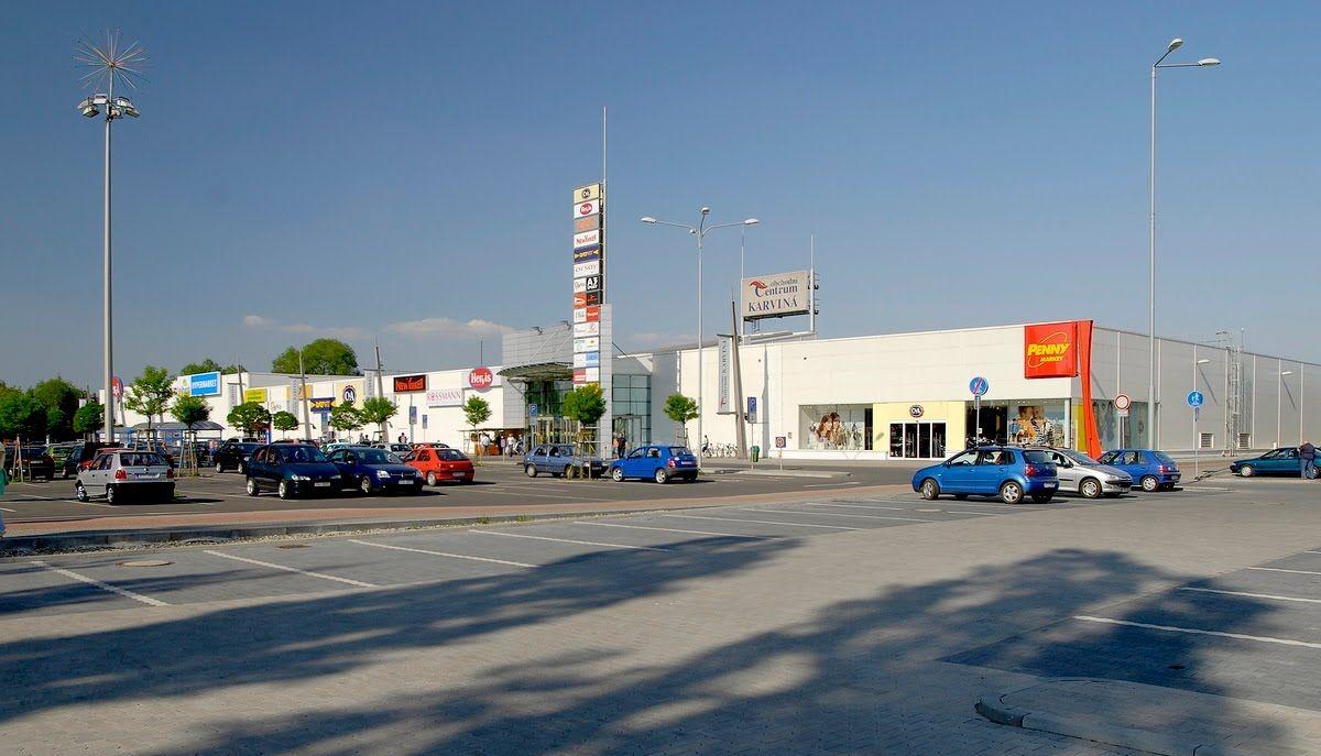Hypermarket - Karvina - Czechia