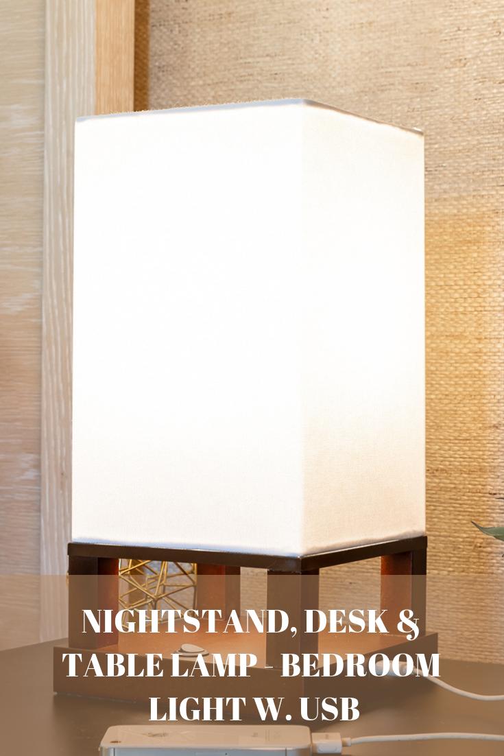 Maxwell Table Nightstand Desk Amp Table Lamp Bedroom
