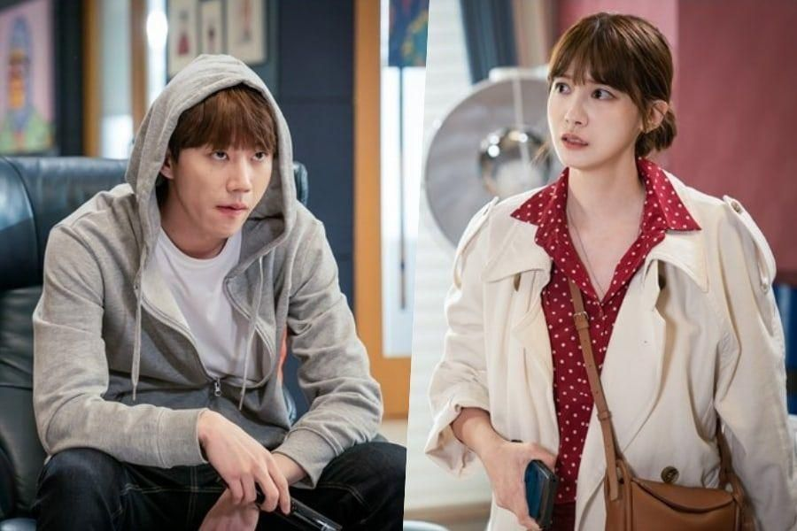 """Yoo In Young Pleads On Her Knees For A Favor From U-KISS's Jun In """"Good Casting"""""""