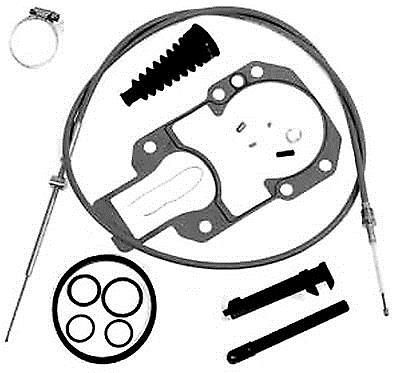 Boat Parts Shift Cable Kit For Mercruiser Alpha One Alpha Gen Ii