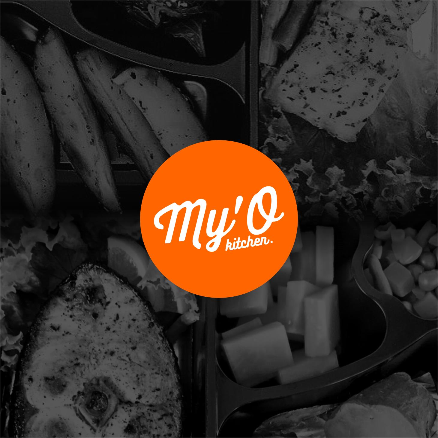 my'O kitchen logo design project logodesign logodesinger