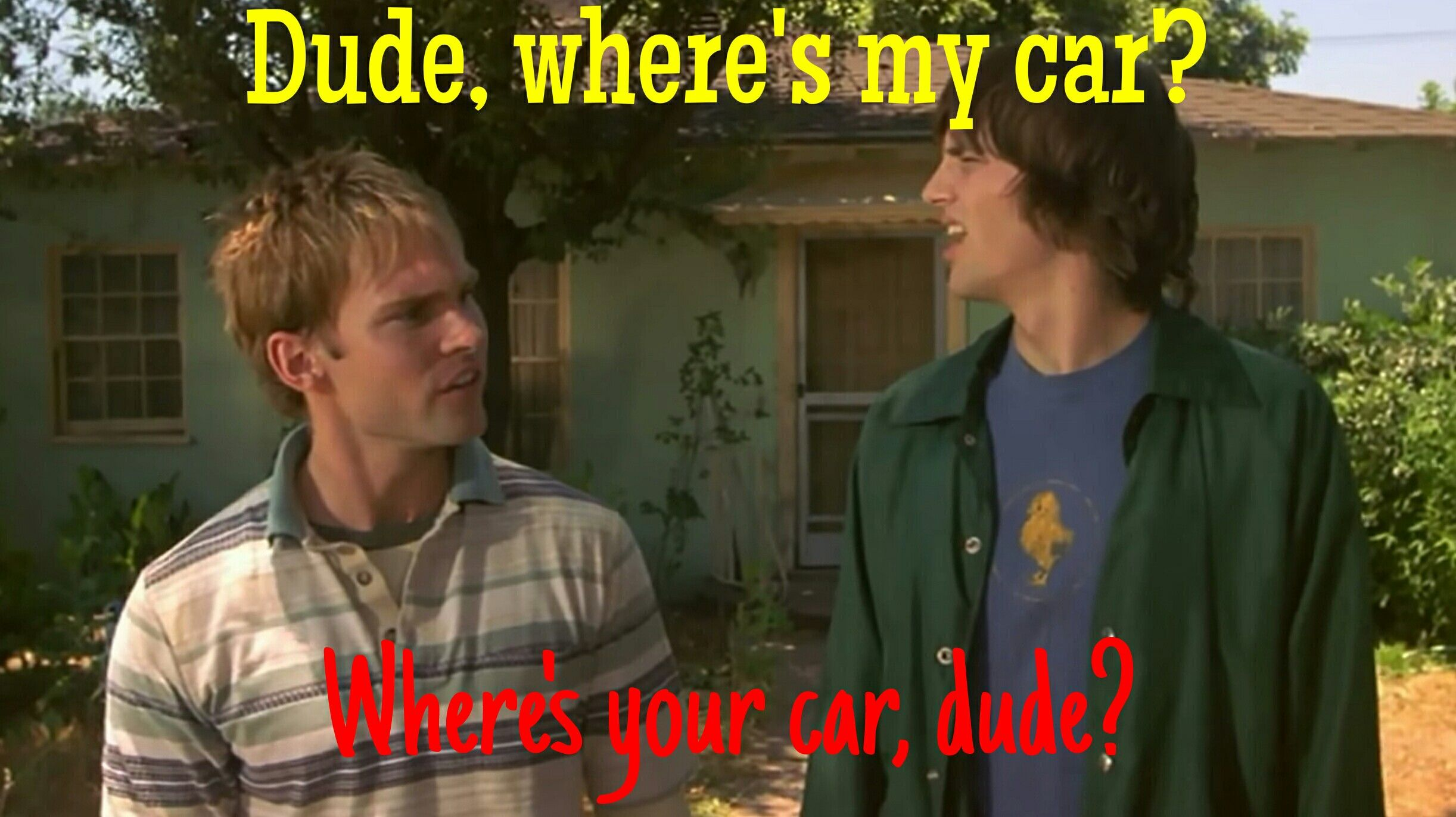 Dude Where s My Car Movie free download HD 720p