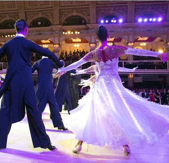 Byu Ballroom Dresses Light Up International Stage Church News And Events Ballroom Dress Ballroom Dance Dresses Ballroom Dancer