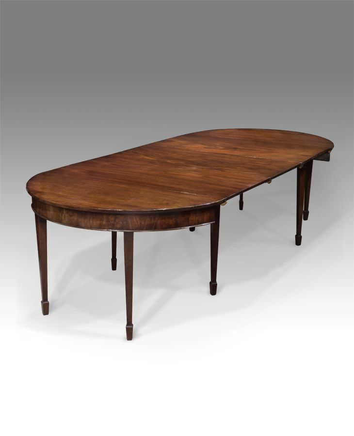 Georgian Dining Table In 2019 Sjg Antique
