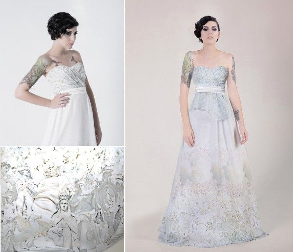 Gwen Stefani Meets Grace Kelly With These Dresses From Damsel White Label Plus Completely Re Wearable Bridesmaids