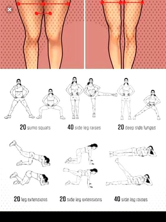 Top 10 Proven Exercises To Lose Inner Thigh Fat Fast Just In A Week