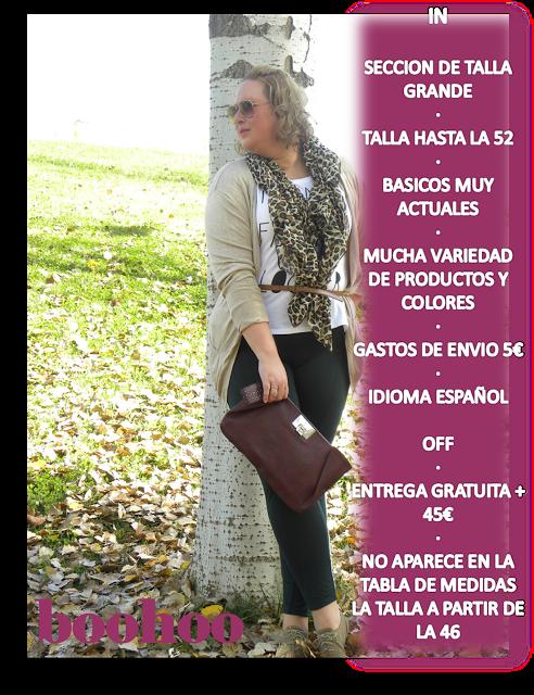 New Look Tienda New Look Tienda Dorothy Perkins Blogger Madrid Los Looks De Mi Armario Personal Shopper Talla Grande Talla Xl Ropa X Ropa Compras Chicas Curvy