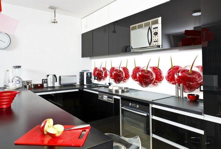 Kuchenruckwand Ideen Aus Glas Metall Fliesen Holz Schoner
