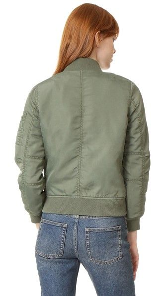 Siwy Turner Bomber Jacket